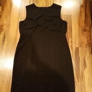 Women's black Eddie Bauer dress size 20 Tall